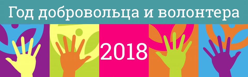 2018 год чего объявлен в России
